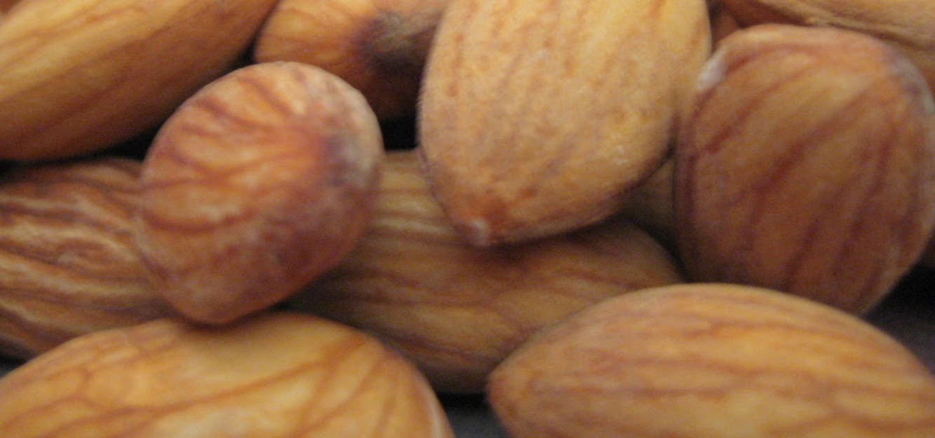 Ode to the Raw Almond