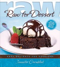 "Last Day to win ""Raw for Dessert"" book"