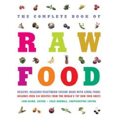 Keeping Track of the Recipes from The Complete Book of Raw Food
