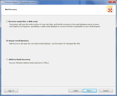 Recover Outlook Files From Disk Crash With Outlook Repair