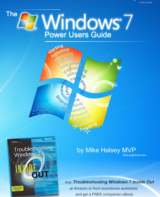 eBook: Windows 7 Power Users Guide