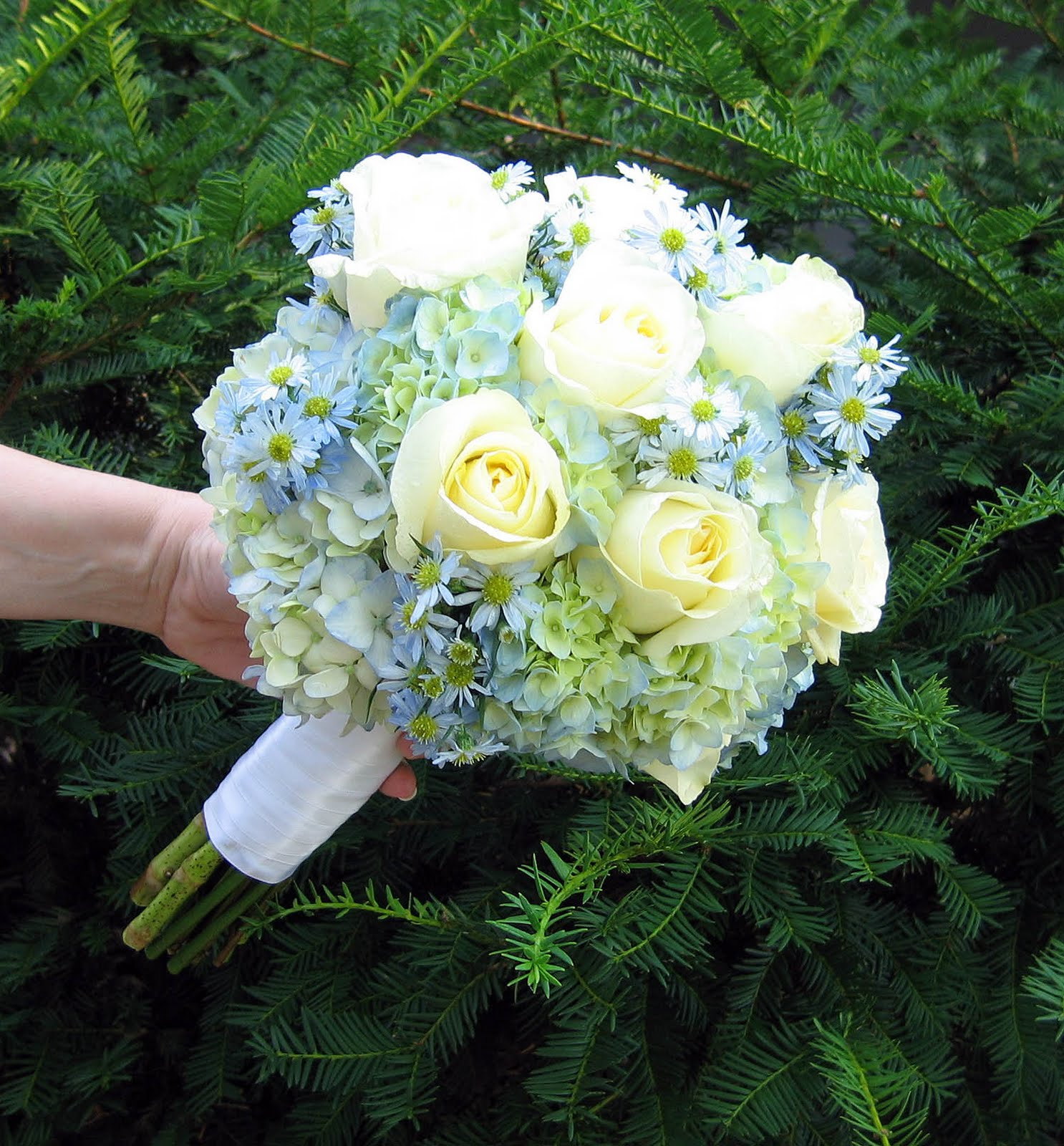 Ninettes blog summer wedding colors izmirmasajfo