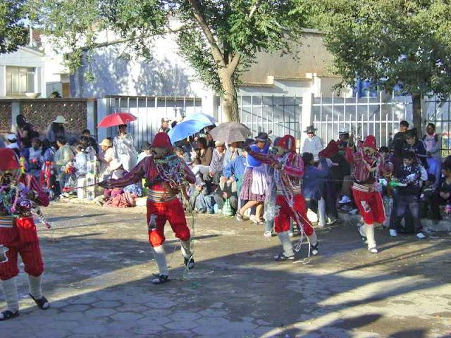 Carnaval 2011 Villazon Bolivia