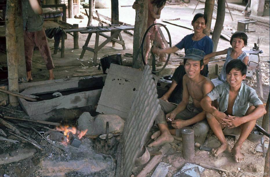 Mỹ Lai: Rèn