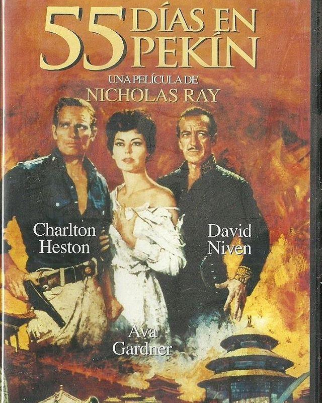 55 días en Pekín (1963, Nicholas Ray)