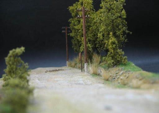 The Military Modelzine Building A Diorama Landscape