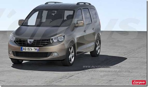 Dacia MPV 11