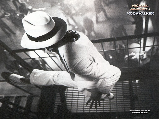 Wallpapers MJ Moonwalker