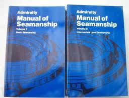 Admiralty Manual of Seamanship (BR67) BR67