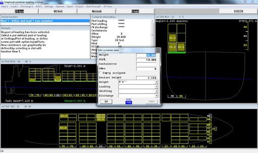 Phần mềm tính toán ổn định nguyên vẹn và sức bền dọc thân tàu Demobeng4