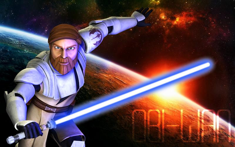 Secrets Of The Force Fan Art Obi Wan Wallpaper