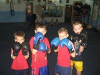ОФП с элементами тайского бокса, карате