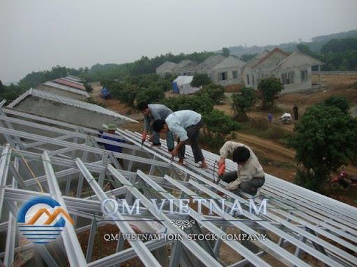 www.123nhanh.com: kết cấu mái nhẹ Visiontruss