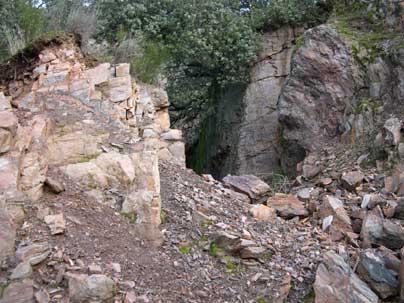 Mina Virgen de la Encina