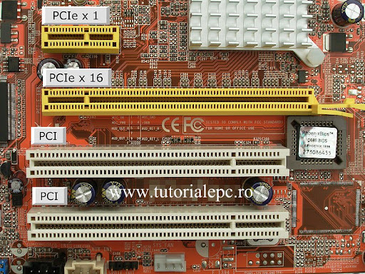 Slot PCI Express x16