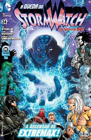 Stormwatch #24