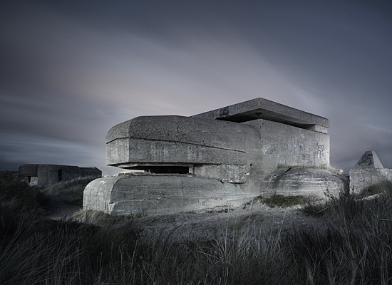 WW2 Bunkers by Jonathan Andrews