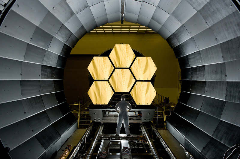 NASA's Next Generation Space Telescope Marks Key Milestone - NASA/MSFC/David Higginbotham
