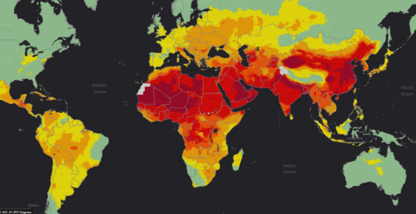 Children all around the world are affected by air pollution