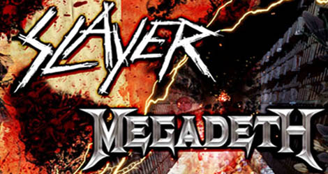 Slayer megadeth