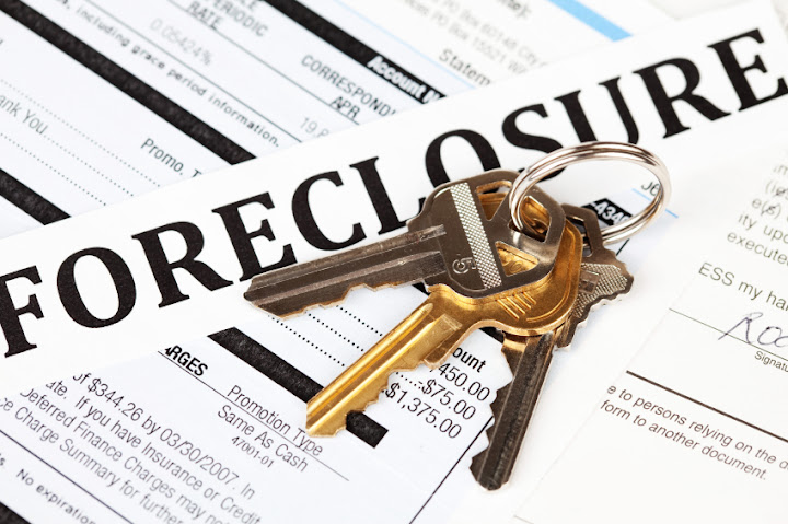 Foreclosure2 Foreclosure After Bankruptcy  Do I Have to Pay the Mortgage Company?