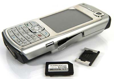Nokia N70 Flash Symbian Phone