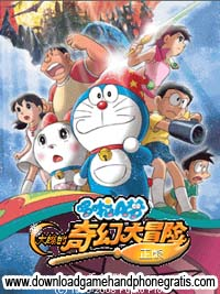 Doraemon Movie - Nobita's Fantasy Adventure