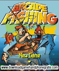 Arcade Fishing
