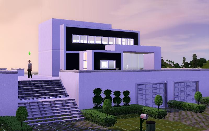 Casas the sims 3 skyscrapercity - Casas bonitas sims 3 ...