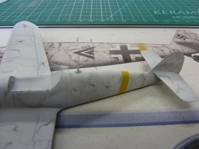 Olá! Gostaria de contribuir com o forum. Segue Bf 109G-6 ... P1010163