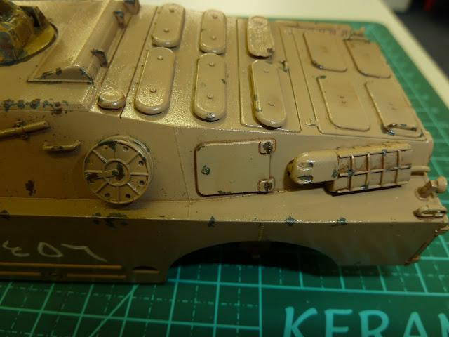 BRDM-3 Iraq (Dragon 1:35) P1010586