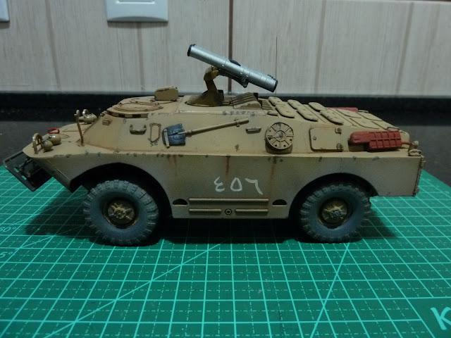 BRDM-3 Iraq (Dragon 1:35) P1010634