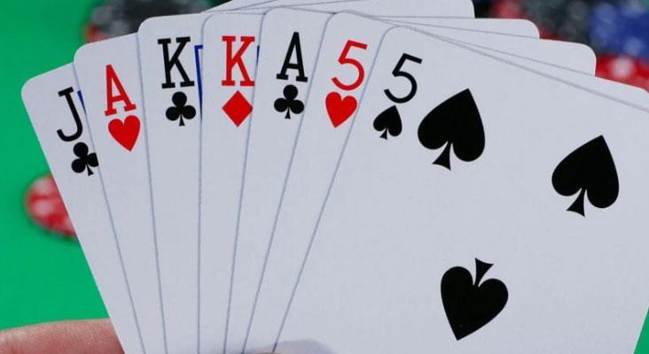 As modalidades mais conhecidas do poker