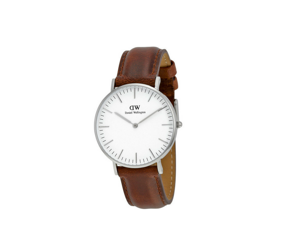 Daniel Wellington Classic St Mawes White Dial Women's Watch