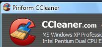 CCleaner (Freeware)