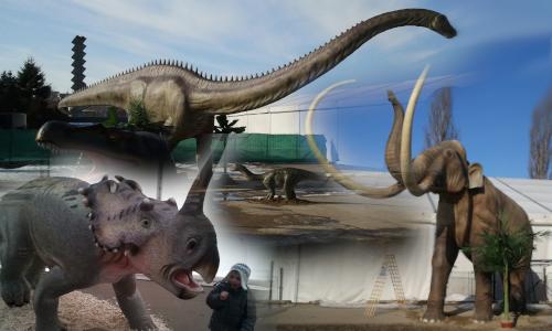 Expo Dinosaurs
