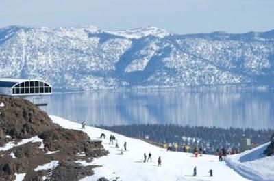 Ski Resorts in California
