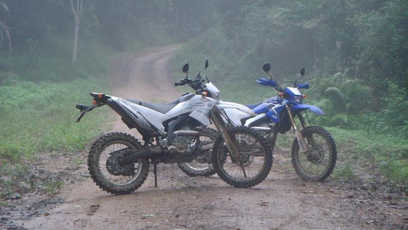 Project GYTR Yamaha WR250R [Archive] - dbw - dirtbikeworld net