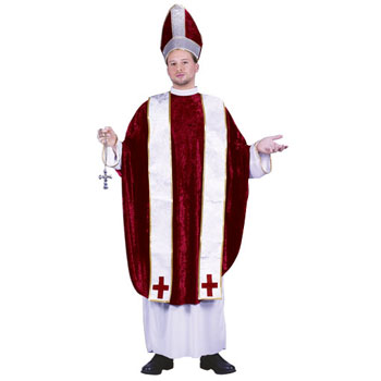 Cardinal%20Costume Holy Fakery! Social Engineering The Vatican