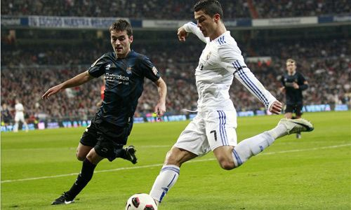 Ronaldo, Real Madrid - Real Sociedad