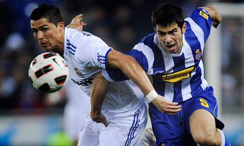 Ronaldo, Espanyol - Real Madrid