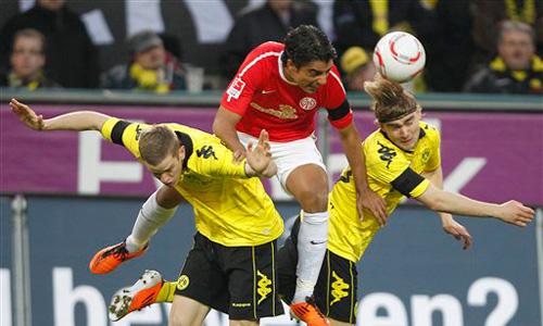 Dortmund - Mainz