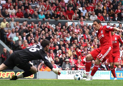 Maxi Rodriguez, Liverpool - Birmingham