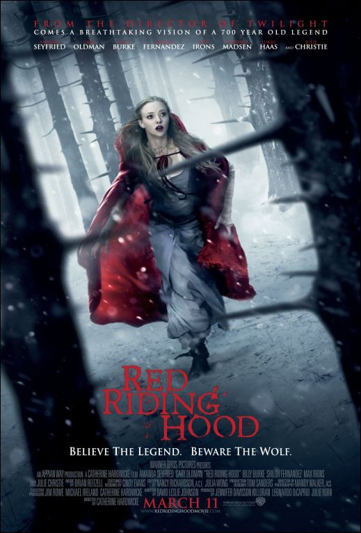 Red Riding Hood Amanda Seyfried Catherine Hardwicke
