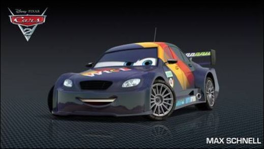 Cars 2 Max Schnell