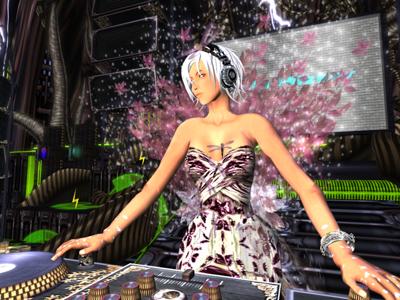 club 雷神 2011/02/26 出張DJ