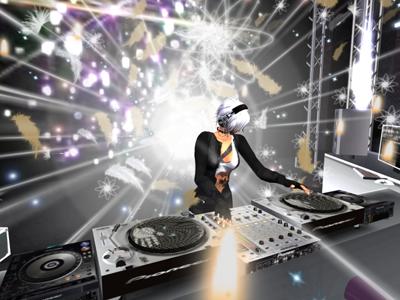 club Lucente 2011/03/10 出張DJ