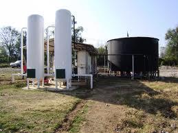 Planta Biogas Zitacuaro, Michoacan