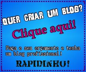 Clique aqui para criar o seu blog!