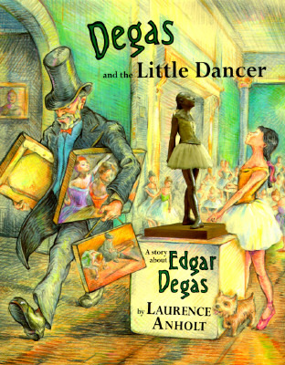 Image result for degas and the little dancer